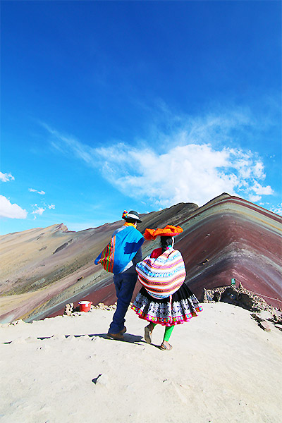 Peru Rainbow Mountain Overnight Ayni Peru 1