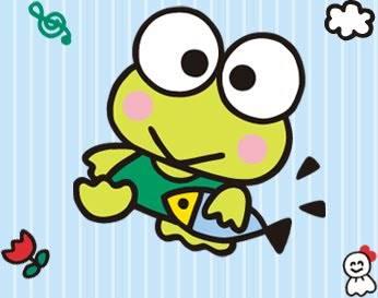 55 Gambar Keroppi  Foto Wallpaper Gambar Boneka