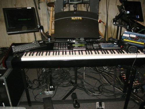 In the pit: The importance of the keyboard set up - A Younger Theatre