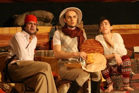 Twelfth Night, Swivel Theatre