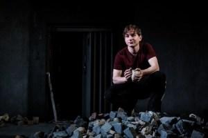 Harry McEntire in 'Debris'. (c) Richard Davenport