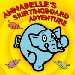 annabelle's skirting board adventure