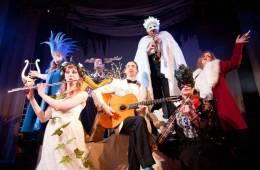 Orpheus - ROH Linbury Studio Theatre