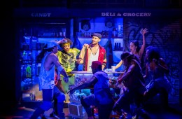 In The Heights (c) Johan Persson