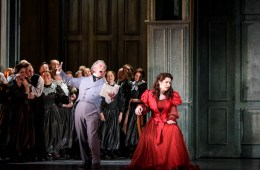 Eugene Onegin - Royal Opera House (c) Bill Cooper