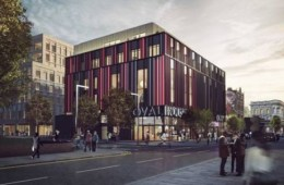 The Ovalhouse have been given a six-figure grant for their London theatre project.