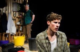 Weald (Snuffbox Theatre) @ Finborough Theatre (c) Alex Brenner