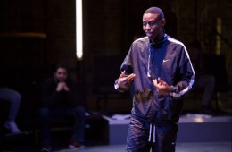almeida theatre from the ground up young performers