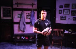 Matthew Marrs in Odd Shaped Balls (c) Luke W. Robson