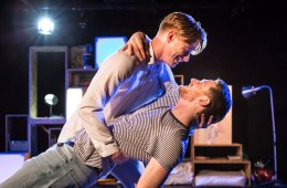 This Much - Soho Theatre (c) Pavel D