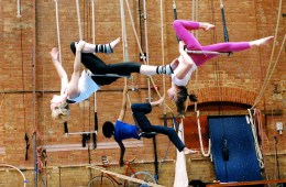 circus summer school at the national centre for circus arts