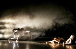 Terra Incognita, climate change, dance, physical theatre, ZOO, Edinburgh, Edinburgh Fringe 2016, Finn Morrell, Temper Theatre