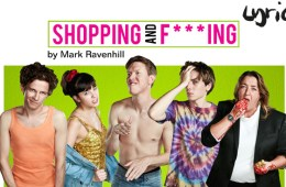 shopping and f***ing lyric hammersmith 2016 mark ravenhill