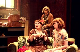 Laura Rogers, Debbie Chazen, Hermione Gulliford, Julia Watson, Tennessee Williams, The Print Room at the Coronet, Off West End