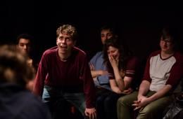 Lemons, Lemons Lemons Lemons Lemons Lemons, Sam Steiner, Beth Holmes, Euan Kitson, Walrus Theatre, Edinburgh, tour, censorship, free speech