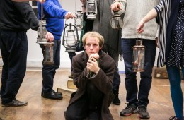 Great Expectations, Charles Dickens, Louise Hill, Theresa Heskins, Attic Theatre Company, New Vic Theatre, Merton Arts Space, Wimbledon Library, Attic Theatre Company