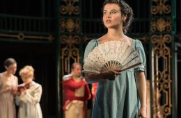 Drama, Regent's Park Open Air Theatre, Richmond Theatre, Jane Austen, Pride and Prejudice