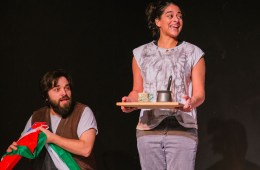Hassan Abdulrazzak, Palestine, Israel, And Here I Am, Trump in Palestine, Donald Trump, US Elections, politics, Shubbak Festival, Arcola Theatre, Theatre503