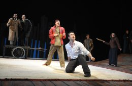 The Kite Runner Wyndham's Theatre