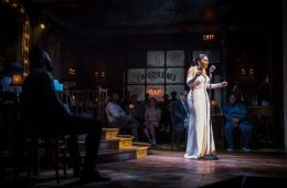 Lady Day at Emerson's Bar & Grill, Wyndham's Theatre, Audra McDonald, Shelton Becton, Frankie Tontoh, Neville Malcolm, Lanie Robertson, Lonny Price, Christopher Oram, Emilio Sosa, Mark Henderson