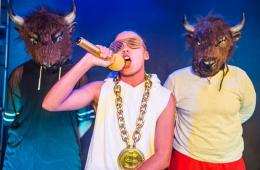 Camden People's Theatre, Milk Presents, Bullish