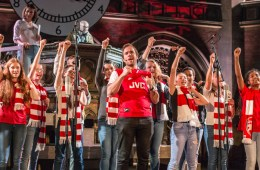 Highbury Opera Theatre, Union Chapel, Arsenal, Robin Bailey, Nick Allen, Joanna Harries, Robert Gildon, Scott Stroman