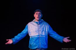 The Bunker Theatre, Eastlake Productions, Willy Mytum, Niall Ransome