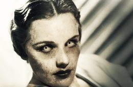 Frances Farmer Zombie Movie Star