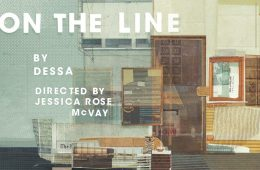 Poster for One the Line