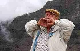 El silbo gomero, lenguaje ancestral de los pastores de la isla canaria