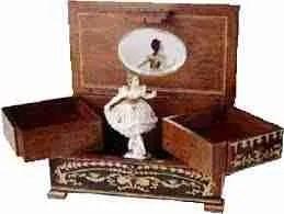 La caja musical que te ayudará a recuperar los recuerdos