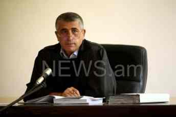 The trial of Gevorgyan family. photo credit News.am
