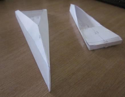 Models of Transonic Hulls