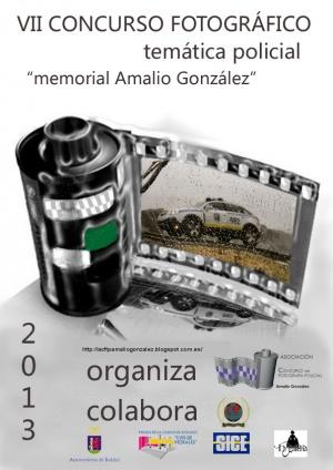 VII Concurso Internacional de Fotografía Policial - Memorial Amalio González