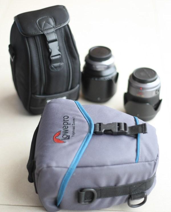 travel kit with bag
