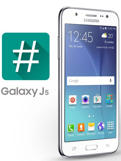 Root Galaxy J5 Duos SM-J5008