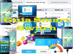 Cómo funciona Samsung Smart Switch