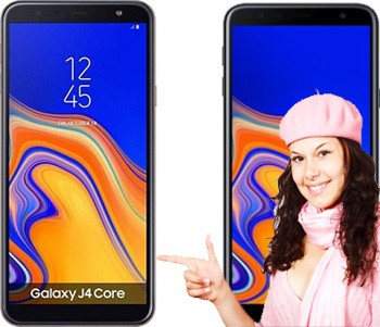 Diferencias entre Samsung Galaxy J4 Plus y J4 Core