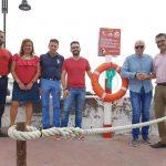 Nuevos salvavidas en la costa de Haría
