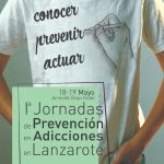 Cartel jornadas prevención