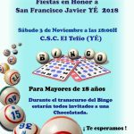 bingo benefico 3 nov 2018 1