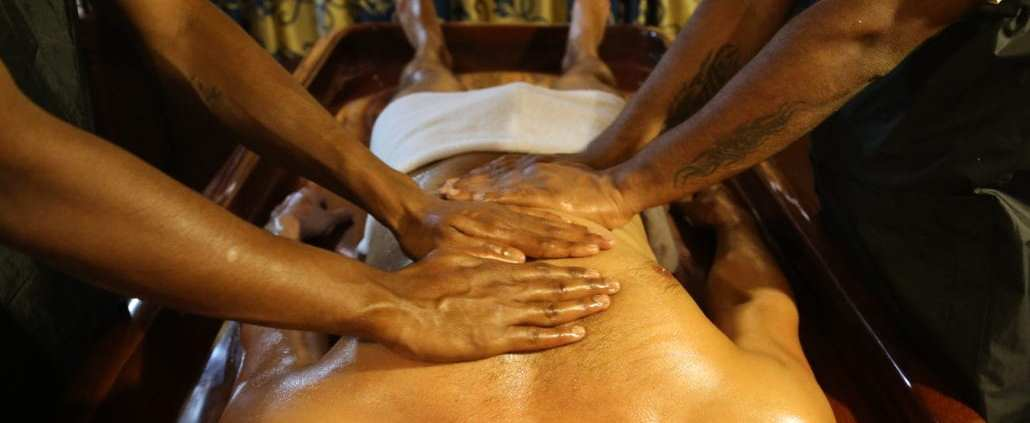 Abhyanga – The Massage Inspired By The Four Armed God Of Healing