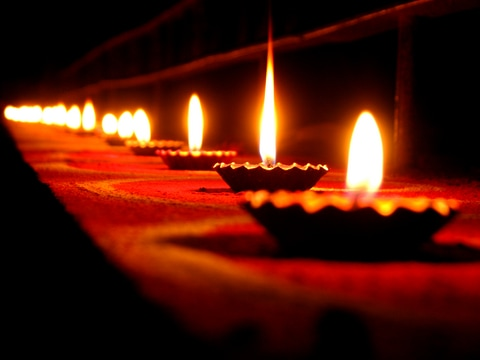 Diwali And The Triumph Of Light and Good Over Evil