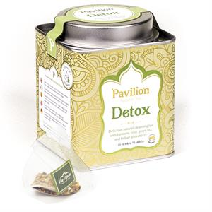 Tè ayurvedico organico Pavilion Detox