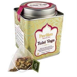 Tè ayurvedico organico Pavilion Tulsi Yoga