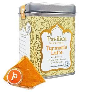 Pavilion ayurvedico bio Turmeric Latte mandorle/anacardi