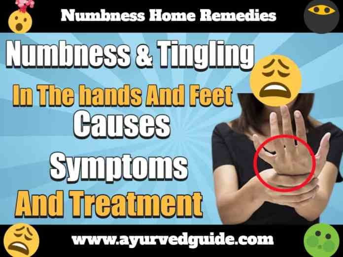 Numbness In Hands And Feet