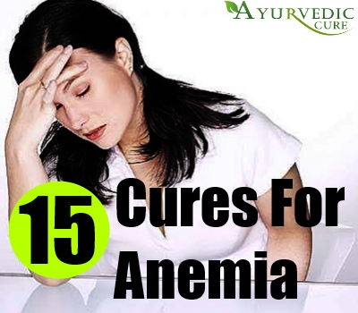 15 Cures For Anemia
