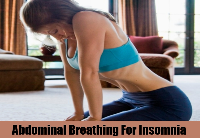 Abdominal Breathing For Insomnia
