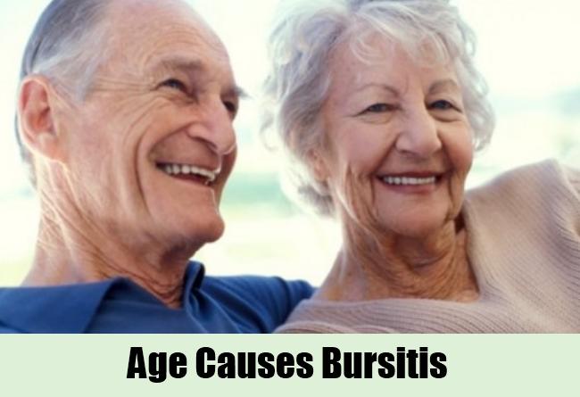 Age Causes Bursitis